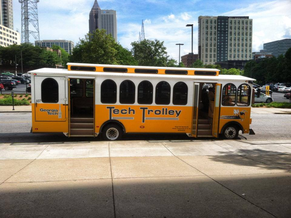 Georgia Tech Stinger Shuttle