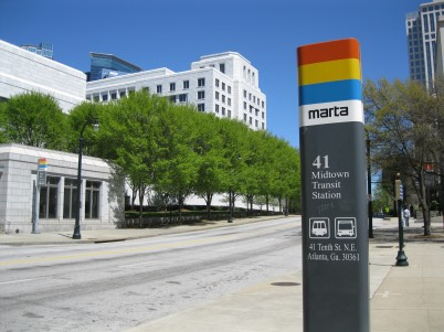 Midtown MARTA Station