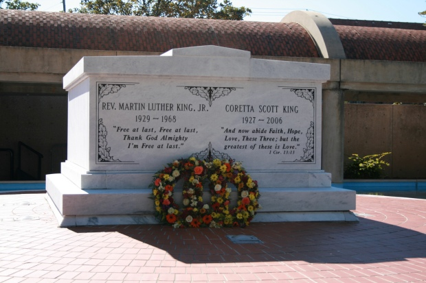 Martin Luther King Jr. Historic Site