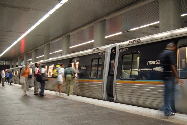 North Avenue MARTA Station
