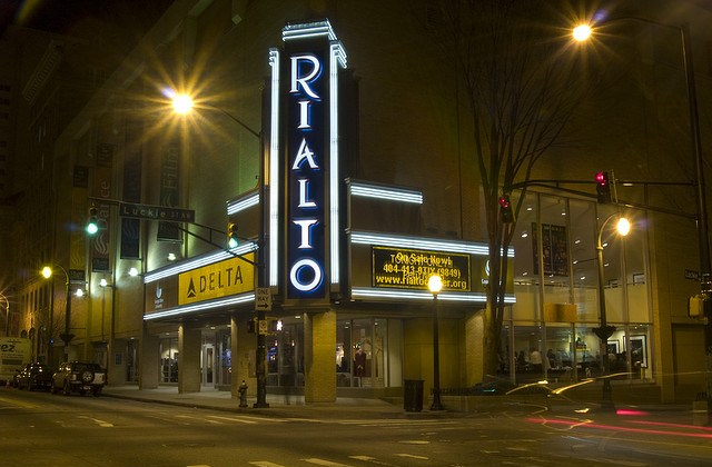 Rialto Center for the Performing Arts