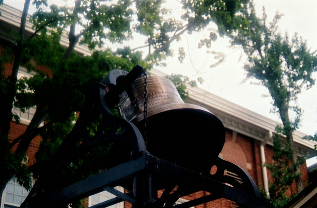 Morehouse College bell