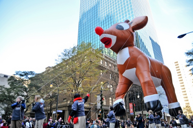 Children's Christmas Parade Atlanta