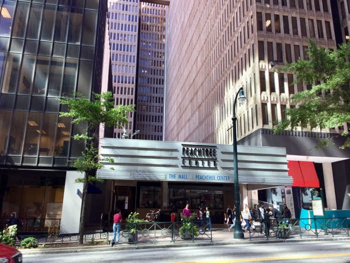 Mall at Peachtree Center