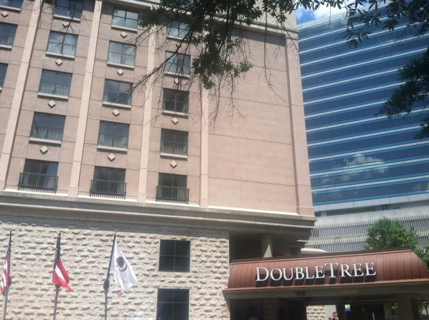 DoubleTree Atlanta downtown hotel