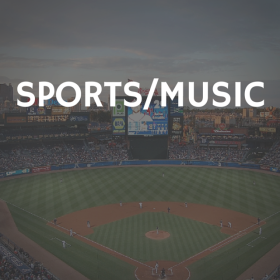 Sports and Music Venues near MARTA