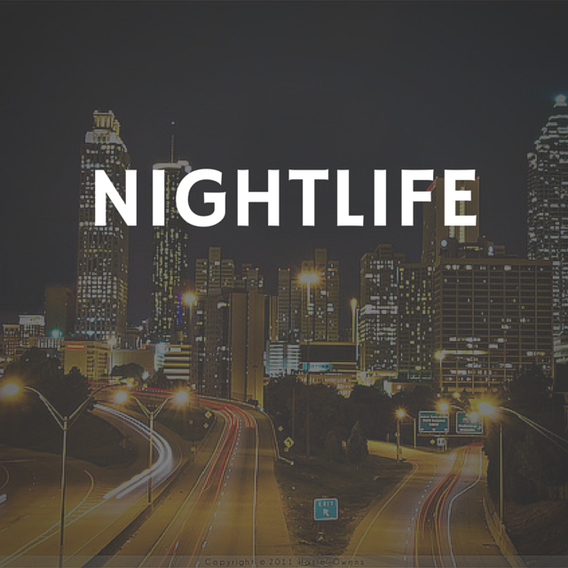 Nightlife Near MARTA