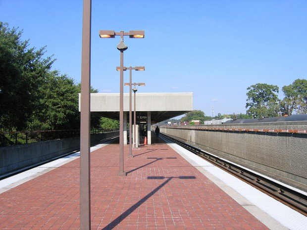 Oakland City MARTA Station