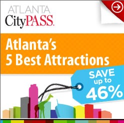City Pass Atlanta Attraction Discounts