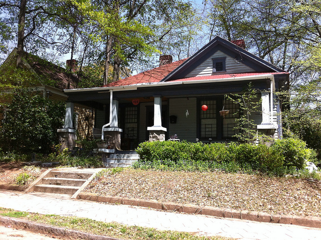 Adair Park Atlanta house