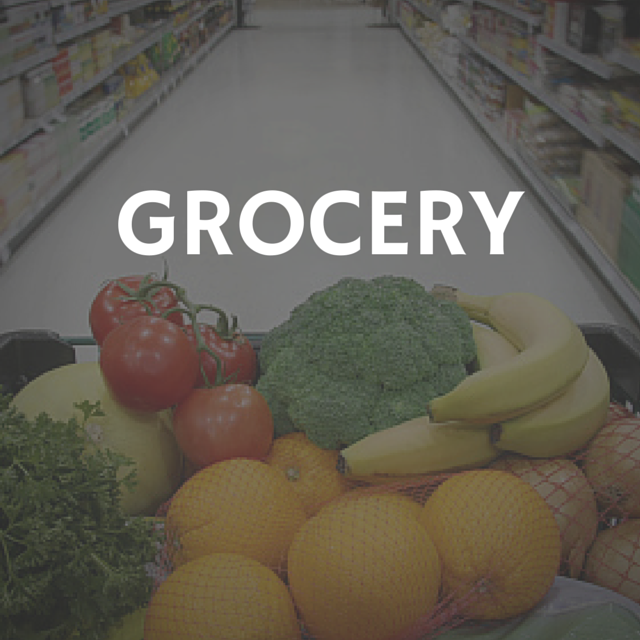 Grocery stores and farmer's markets near MARTA