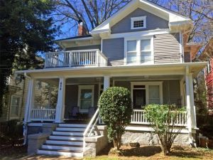 IInman Park houses for sale
