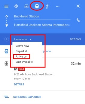 Tips for Riding MARTA to and from the Atlanta Airport – MARTA Guide