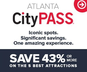 Atlanta CityPass Attraction Discounts