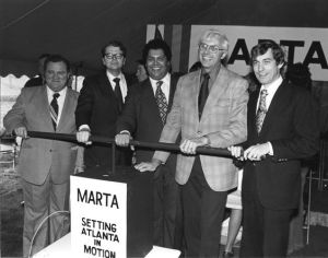 MARTA founded
