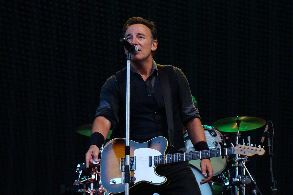 Bruce Springsteen tickets Atlanta
