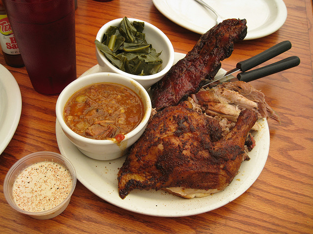 Fox Bros. Bar-B-Q