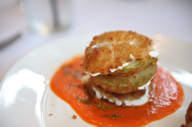 Fried Green Tomato