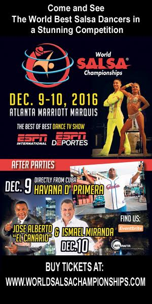 World Salsa Championships Atlanta