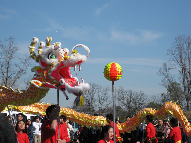 Atlanta Chinese New Year