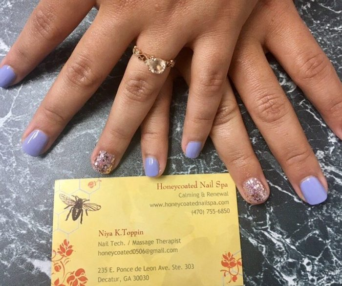 Honeycoated Nail Spa