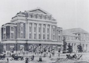Historic Rendering of The Tabernacle