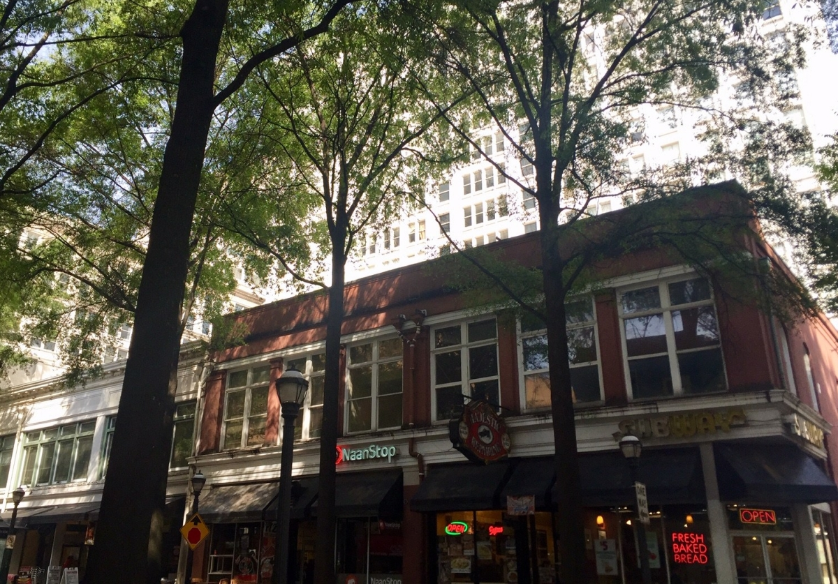 Restaurants Near The Five Points Station Marta Guide